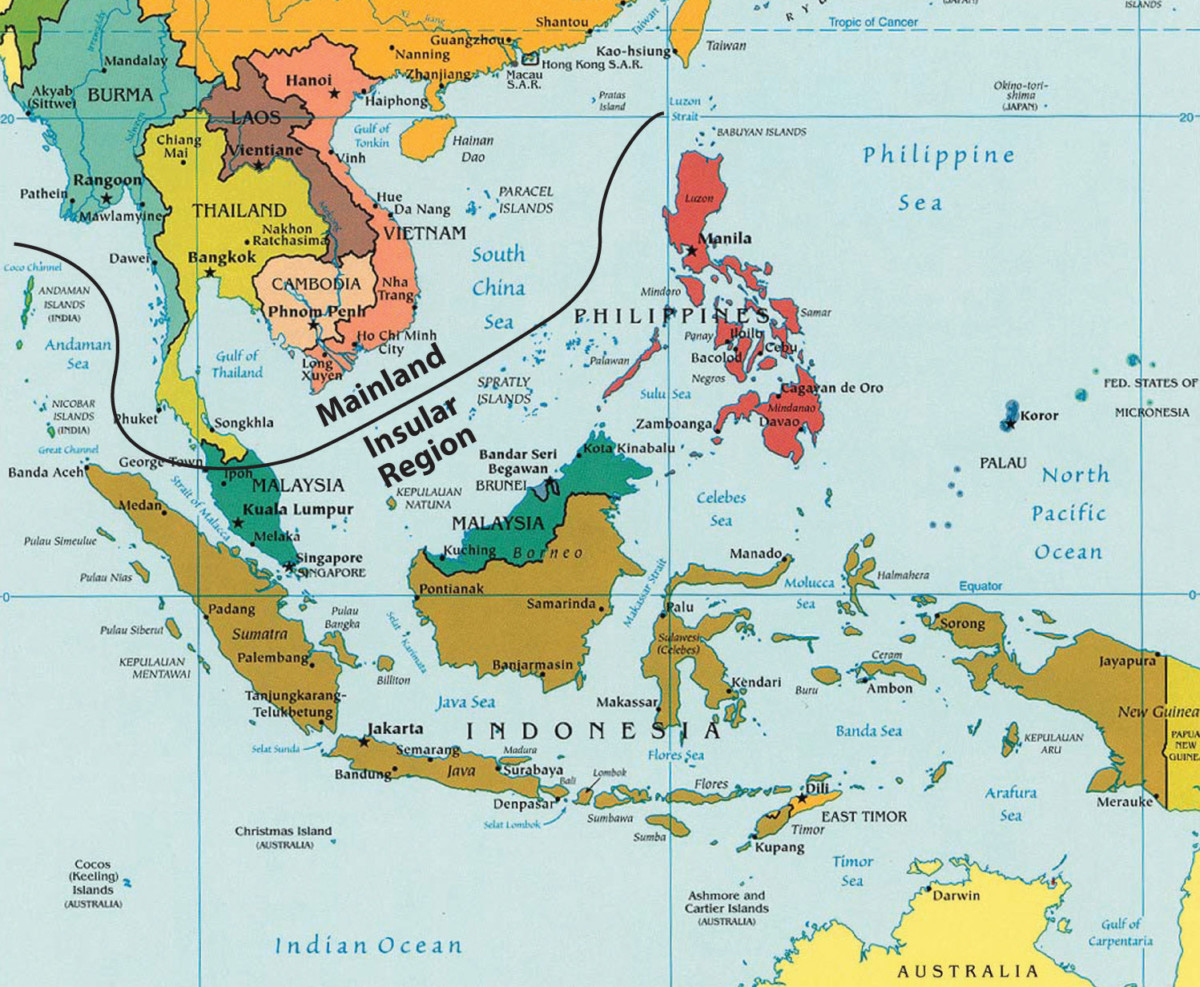 Modernization in South-East Asia and Western Pacific