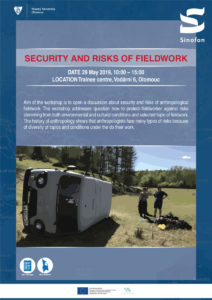 Security and Risks of Fieldwork