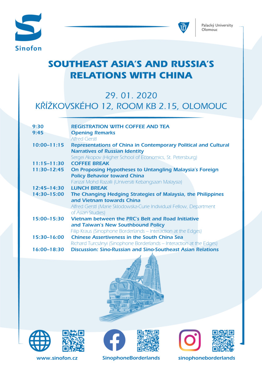 Southeast Asia's and Russia's Relations with China